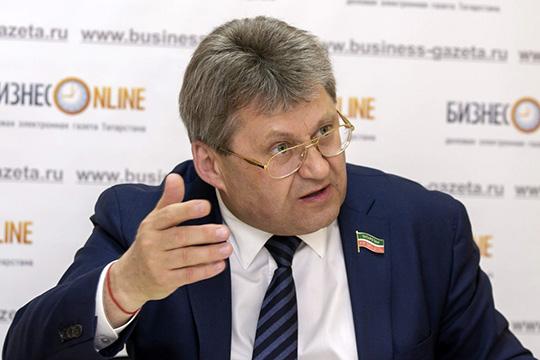 Андрей Фомичев: «Все деньги вМоскве, поэтому ееокружили производители упаковки»