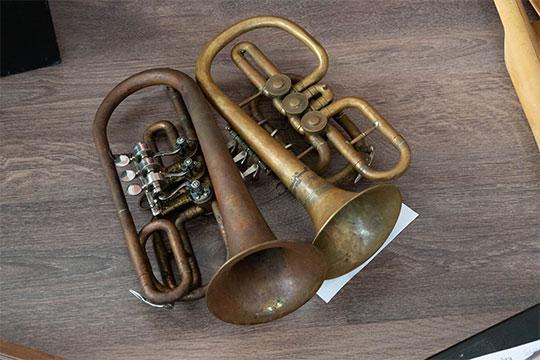 Рашид Фагимович мечтает выставить всю свою коллекцию инструментов на всеобщее обозрение