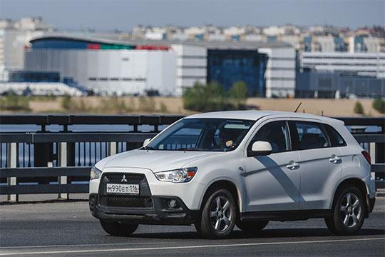 Среди тех, кто с пользой провел первый квартал, оказался Mitsubishi с приростом на 5% до 276 авто, половина которых припарковалась в Казани