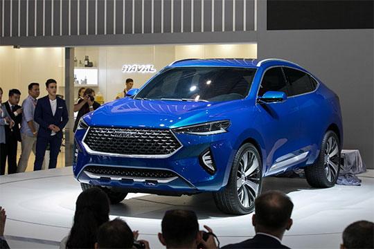 За пределами топ-10 выделяется приростом на 20 регистраций, пусть всего только до 22 авто, китайский бренд Haval