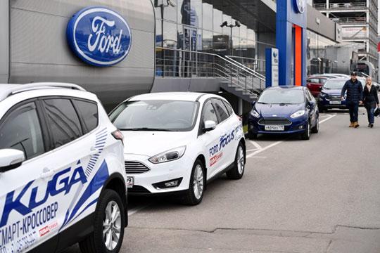 «Ураганная» LADA, отступление «корейских тигров» ироковая ошибка Ford