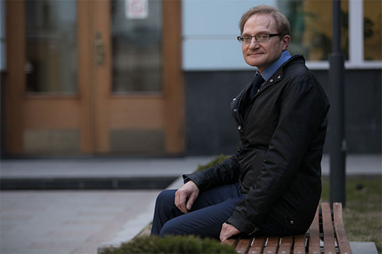 Михаил Дмитриев: «Слишком много денег на протяжении последних 15 лет тратилось на развитие инфраструктуры для сырьевого экспорта»