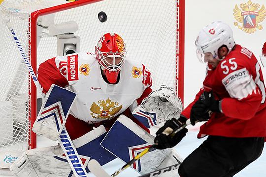 Сборная России выиграла шестой матч подряд нагрупповом этапе чемпионата мира
