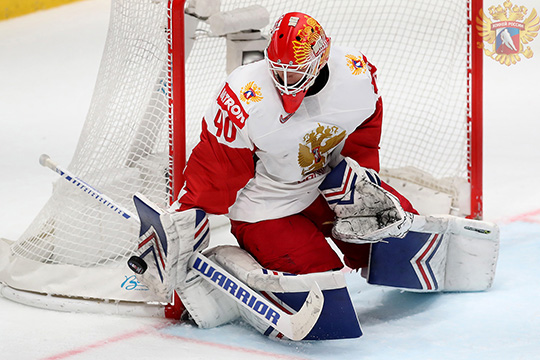 Александр Георгиев из «Рейнджерс» застолбил место бэкапа во многом потому, что играет в НХЛ