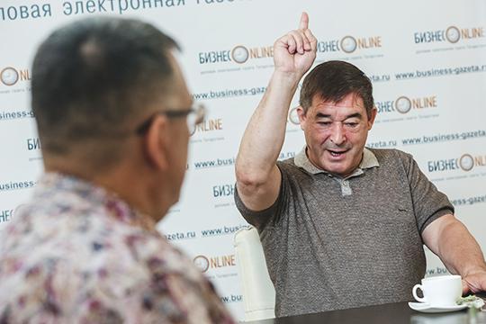 «БИЗНЕС Online» вел переговоры с легендой татарской эстрады об участии в интернет-конференции с нашими читателями около 10 лет. И вот, это произошло