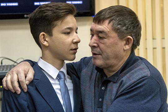 «Сегодня я живу тем, что мой сын является самым молодым и самым перспективным гонщиком в России»