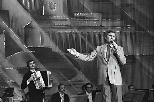 «Такой певец, как Ильгам Шакиров, раз в 100 лет появляется»