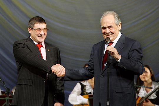 «Моё мнение: Минтимер Шарипович — это подарок судьбы для нашей республики»