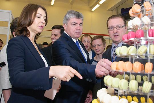 Работа съезда вЧелнах традиционно начнется свыставки продукции предприятий ИННОКАМа