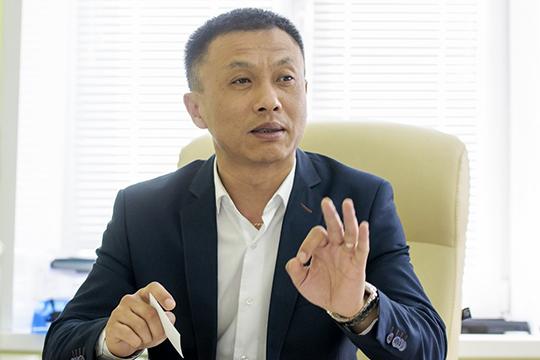 Чжай Юйгуй, «Камасталь»: «Русские непонимают, почему мыработаем без выходных»