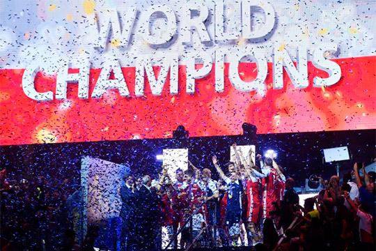 Казань примет еще один чемпионат мира: город увидит большой волейбол
