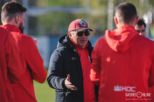 Бердыев ушёл из клуба не по своей воле, он мечтал воссоздать амбициозный и сильный «Рубин», поэтому с полной поддержкой правительства очередной камбэк в родной клуб вполне возможен