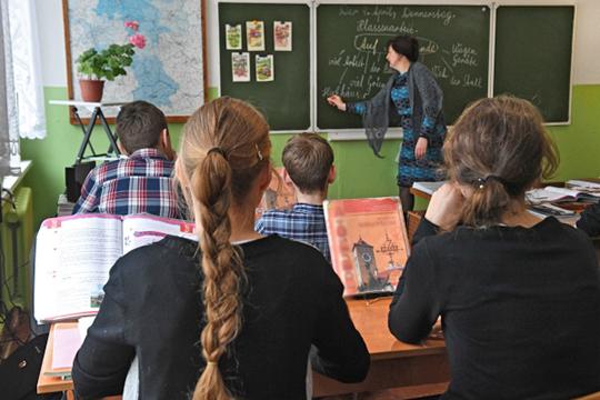 Откуда возьмутся рабочие места для преподавателей биологии нататарском, если республика несмогла обеспечить рабочими местами простых учителей татарского языка?