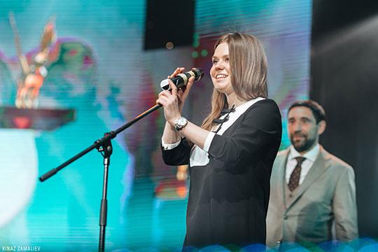 Дина Гараева
