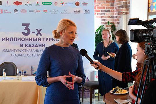 Дарья Санникова возглавляет комитет туризма Казани, атакже входит вчисло завидных невест Татарстана
