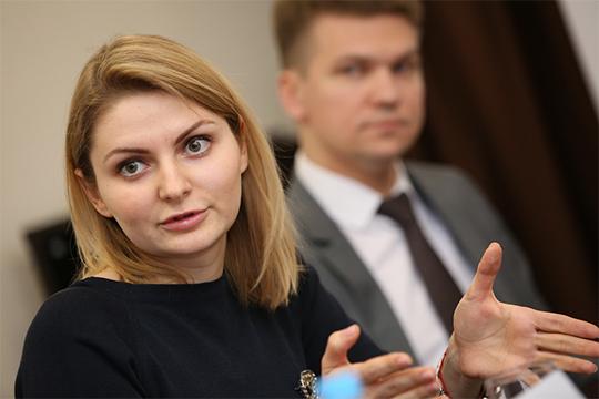 Карина Набиулина