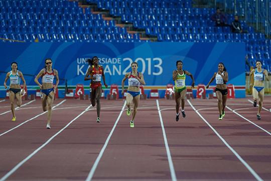 Уже сейчас можно сказать, что самым представительным истатусным соревнованием наИграх будет турнир полёгкой атлетике