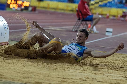 Будут даже спортсмены изУкраины