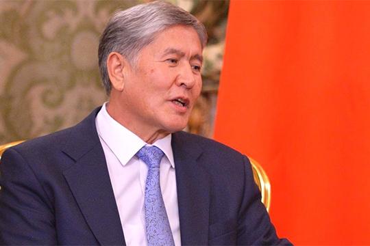 «Все говорят, что ябольной»: приключения экс-президента иромансиста вКиргизии
