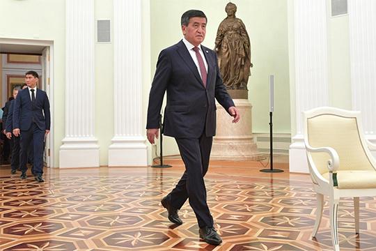 Действующие власти в лице нынешнего президента Сооронбая Жээнбекова не заинтересованы в новых волнениях и будут делать все, чтобы ситуация «рассосалась» сама по себе