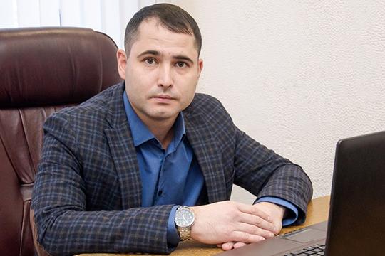 Защитником Насыбуллина выступает известный в Татарстане правовед Эрик Валеев
