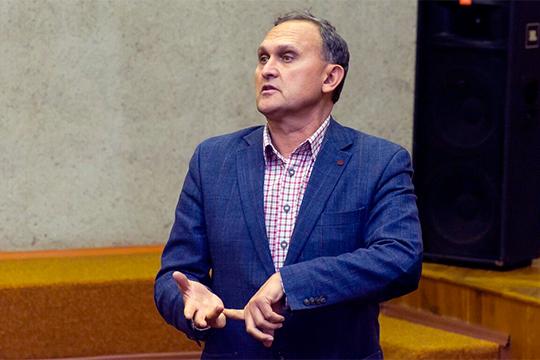 Руководитель челнинского АТИ Айрат Насыбуллин задержан сотрудниками УБЭП