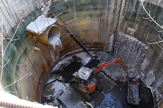 Значительная часть федерального «пирога» была отдана Казани - натри этапа реконструкции БОСК будет направлено 3,1млрд рублей и 916млн рублей - настроительство вгороде очистных сооружений