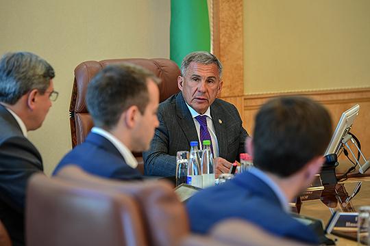 Виртуальные смартфоны иядерная безопасность: Шайхутдинов завлек вИннополис 12,7 миллиарда