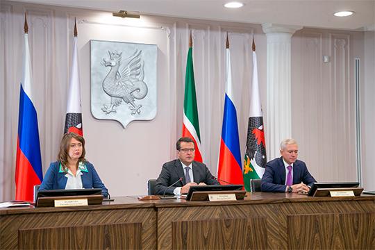 Сегодня на деловом понедельнике в исполкоме города проанализировали ход капитального ремонта 243 многоквартирных жилых домов в Казани
