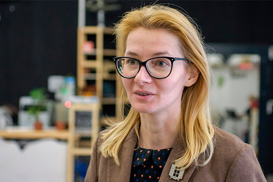 Виктория Штанке