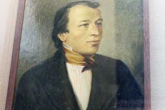 Александр Бутлеров. Великим химиком его впервые назвали в8 лет