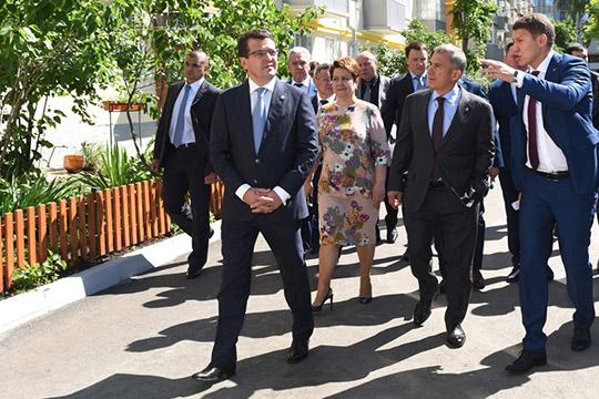 Рустам Минниханов достал предвыборный козырь: 50 миллиардов– надворы