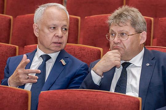 Ильдар Шамилов иАндрей Фомичев