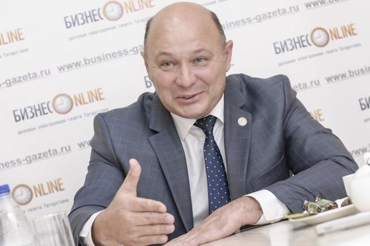 Фаил Камаев: «УТукаевского района нет райцентра. Ноуменя есть два варианта»