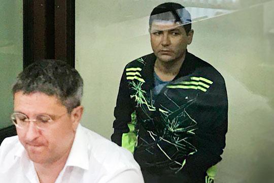 Следком завершил расследование уголовного дела бывшего начальника отдела поборьбе соргпреступностью МВД поРТИльнара Залялова