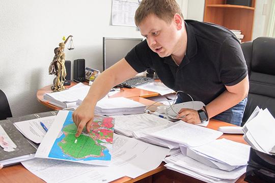 Новое земельное дело от следователя по особо важным делам Станислава Хораськина стало самым масштабным по объему возвращенной в муниципальную собственность недвижимости