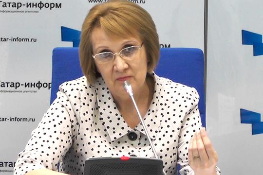 Дания Загидуллина: «Дети переступают порог дома и вокруг все говорят на русском — в больнице, в магазине — везде! В колледжах нужно ввести татарский язык, нам это делать никто не запрещает и преград никаких нет…»
