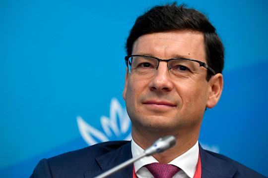 Президент компании Siemens в России Александр Либеров