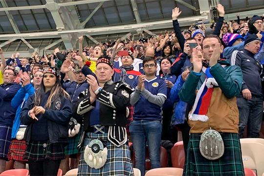 Россия– Шотландия: «Незабивайте внаши ворота больше трех– ну пожалуйста»