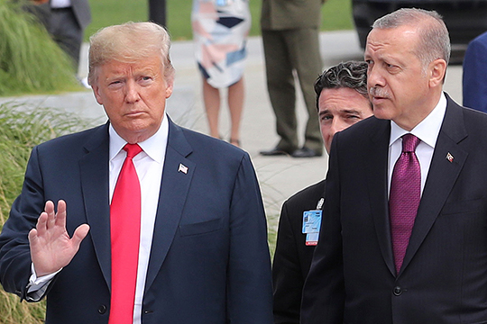 «Если операция закончится военной победой турок, это серьезно укрепит власть Эрдогана»