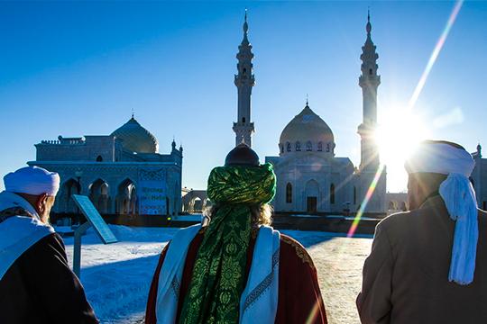 «Татары приняли ислам отучителей, анеотвоинов»