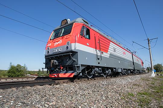 Торгующий железнодорожными вагонами, трамваями и электро-тепловозами «Рослокомотив» занял 22 место в нашем рейтинге. Его выручка взлетела с космической скоростью