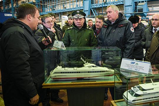 Собравший в 2017 году 32 млрд выручки Зеленодольский завод им А. М. Горького по итогам 2018 года не обнародовал свои показатели. Предприятие фактически присоединилось к засекреченному оборонному кластеру