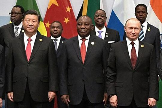 Дружба Китая с Россией скоро пройдет проверку на прочность. Двум друзьям-гигантам может не хватить места в Африке