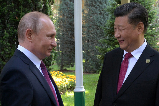 «Китай никому непрощает долгов»: можетли Москва поспорить сПекином заЧерный континент?