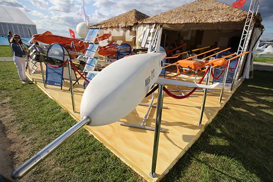 Среди главных задач — расширение линейки беспилотных летательных аппаратов.Вреспублике 6 центров попроектированию истроительству комплексов сБЛА (на фото –«Эникс»)