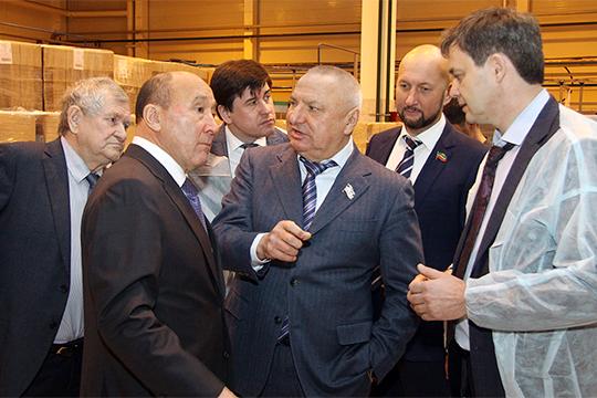 На Казанском жировом комбинате в конце минувшей недели состоялось выездное заседание комитета Госсовета РТ по экологии, природопользованию, агропромышленной и продовольственной политике