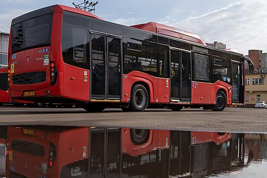 Казанский пассажирский перевозчик ООО «Агромир» вынужден вернуть АО «Лизинговая компания «КАМАЗ» 16 газовых автобусов НЕФАЗ, купленных в 2018 году и пока еще работающих на маршруте №62