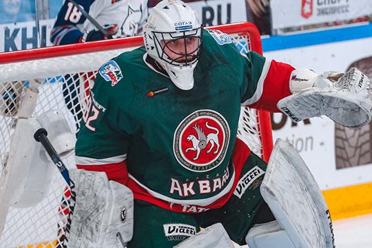 НХЛ положила глаз намолодого вратаря «АкБарса»