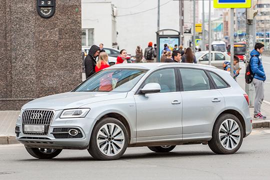 Спрос на Audi год к году увеличился лишь на одну регистрацию до 463 авто, но не забываем об абсолютном антирекорде по итогам трех кварталов: в январе–сентябре недобор составлял 36 единиц или 10%